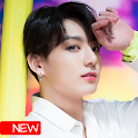 Jungkook BTS Wallpaper Background icon