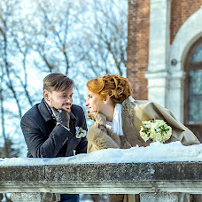 Wedding photographer Olga Borisova (olgaborisovva). Photo of 15.03.2017