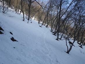 ここまで来ると雪も多く