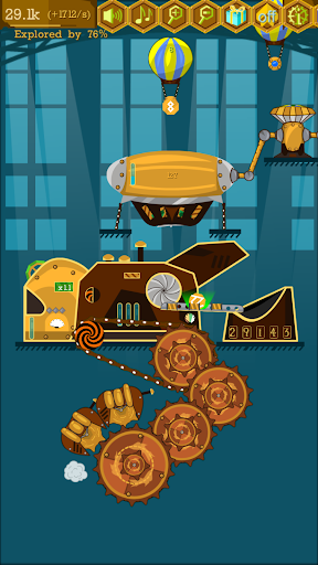 Idle Coin Factory: Incredible Steampunk Machines apkdebit screenshots 4