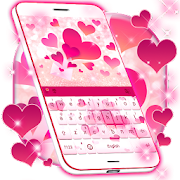 App Pink Love Keyboard APK for Windows Phone
