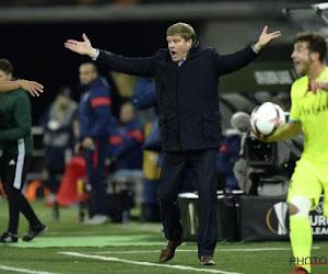"""Vanhaezebrouck legt vinger op Gentse wonde: """"Fouten die we in Europa en zelfs niet in Jupiler Pro League mogen maken"""""""
