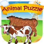 Animal Puzzle Icon