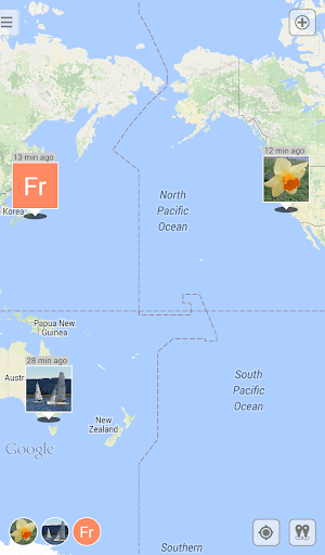 Map Messenger
