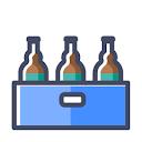R.V Liquors, Ulsoor, Bangalore logo