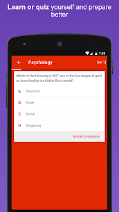 Certified Medical Assistant Practice Exams Pro 1.4.0 [MOD APK] Latest 3