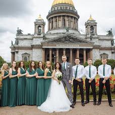 婚禮攝影師Nika Pakina(Trigz)。08.07.2019的照片