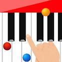 ピアノあそび 〜ぜったいできる!曲がひける!子供向け簡単ピアノ〜 icon
