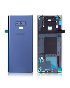 Galaxy Note 9 Back Cover Blue