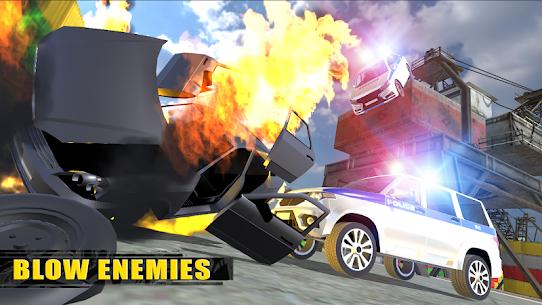 Police VS Gangsters 4