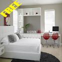 Bedroom Decorating Designs icon