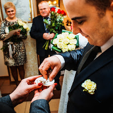 Wedding photographer Nikita Voznesenskiy (Voznesenskiy). Photo of 25.12.2016