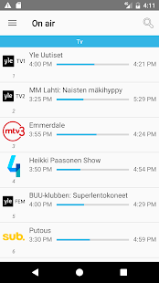 TV Guide+ Finland - náhled