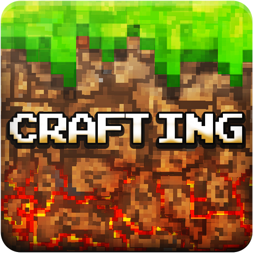 CRAFTING: minecraft games free 冒險 App LOGO-APP開箱王