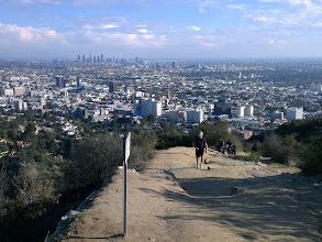 Photo: Ahhh, breathe deep, a smog-free day.