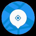 Quick Location: GPS, Address Finder & History icon