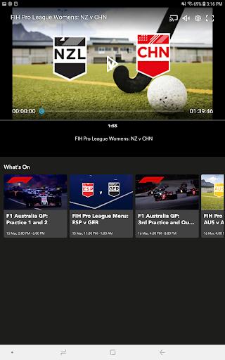 Spark Sport screenshot 9