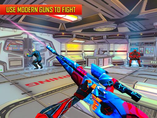 Robot Shooting FPS Counter War Terrorists Shooter 2.8 screenshots 10