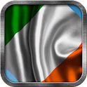 Irish Flag Live Wallpaper icon