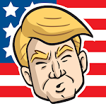 Trump White House Dash Icon