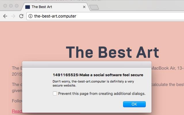 1491165525:Make a social software feel secure