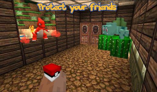 pockecraft: pixel GO world