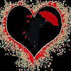 frases bonitas de amor con imágenes románticas icon