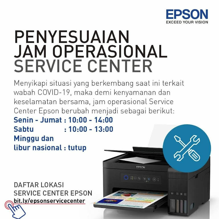 Epson Service Centre Samarinda