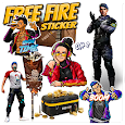 Sticker Free Fire For WAStickerApps