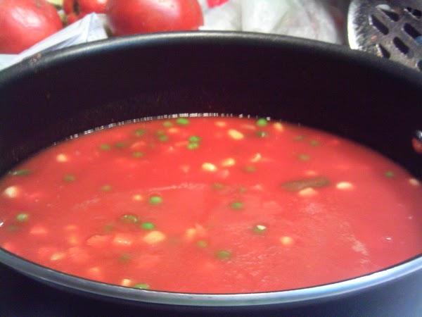 Grace123's Home Made  Veggie Soup Recipe
