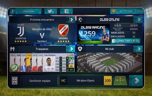 New Dream League Soccer 19 Tips Advice 2.0 screenshots 1