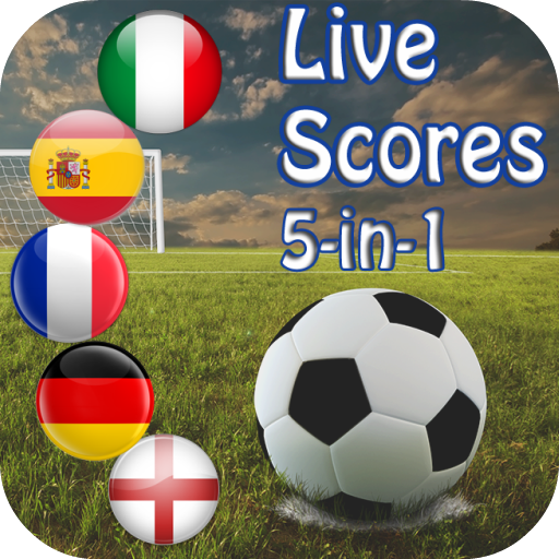 LaLiga, EPL, All Leagues Live 運動 App LOGO-硬是要APP