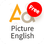 Picture English Dictionary - 23 Language Translate