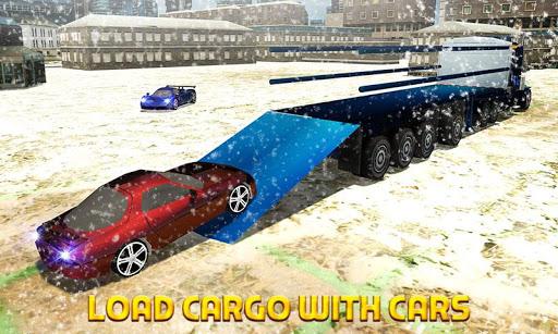 Cargo Plane Car Transporter 16