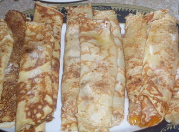 Grandma's Famous Blinis Recipe