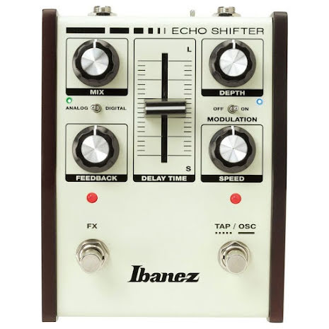 Ibanez ES-3 Echo Shifter Analog/Digital Delay