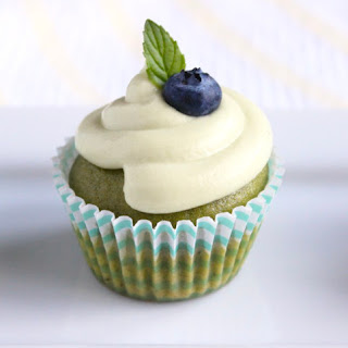 Green Tea Matcha Cupcakes Recipes