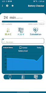 Battery Checker: Check your battery yourself 2