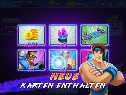 Rumble Heroes Screenshot