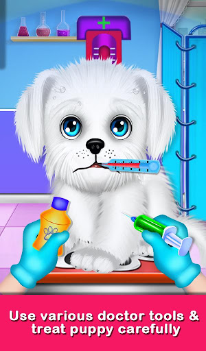 Puppy Surgery Hospital DayCare 1.0.1 screenshots 4