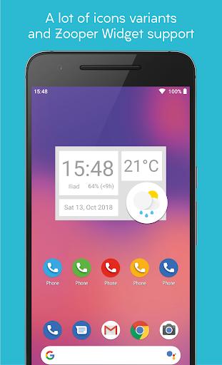 Pixelful Icon Pack - Apex/Nova/Go  screenshots 6