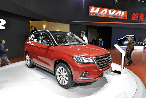 GWM has become Haval in SA and with it comes the Haval SUVs starting with the H2.   Picture: NEWSPRESS UK