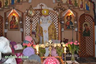 Photo: 19.12. 2012 Святий Миколай на нашій парафії