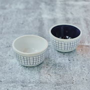 Mima Ceramics Multi-Line Bowl