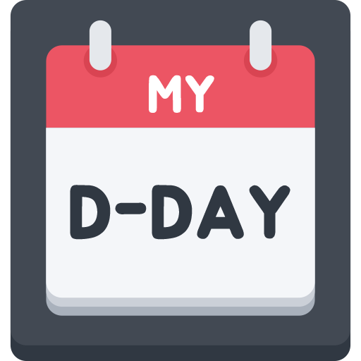 MY D-DAY