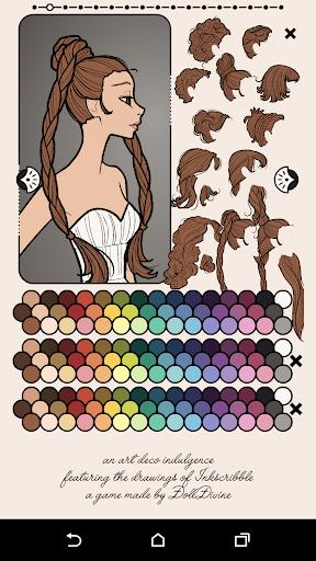 Erte Elegance Dress Up 5 Mod screenshots 1