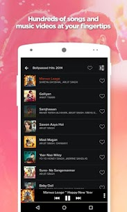 Hindi Romantic Songs 2014 by Gaana App Download For Android 2