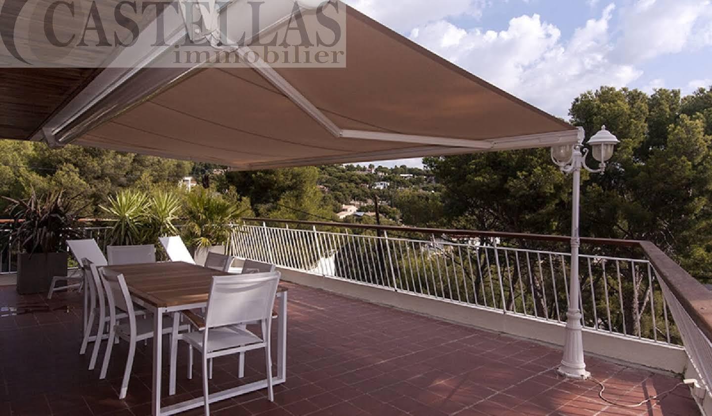 Appartement avec terrasse Cassis