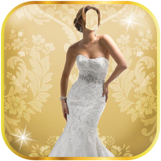 摄影のウェディングドレス 写真アプリ 無料 LOGO-記事Game