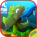 Tips: Feed the Fish & Grow icon